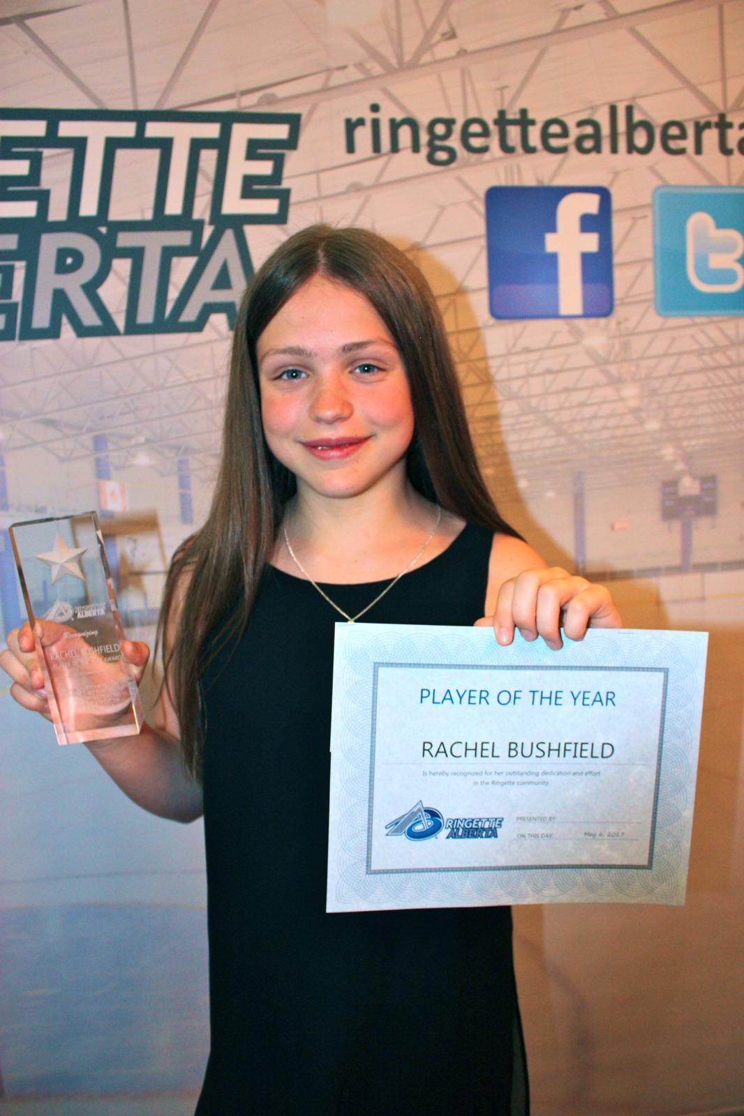 Rachel Bushfield