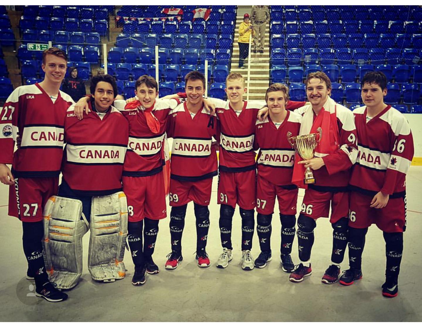 U18 Junior Team Canada - Alberta Boys