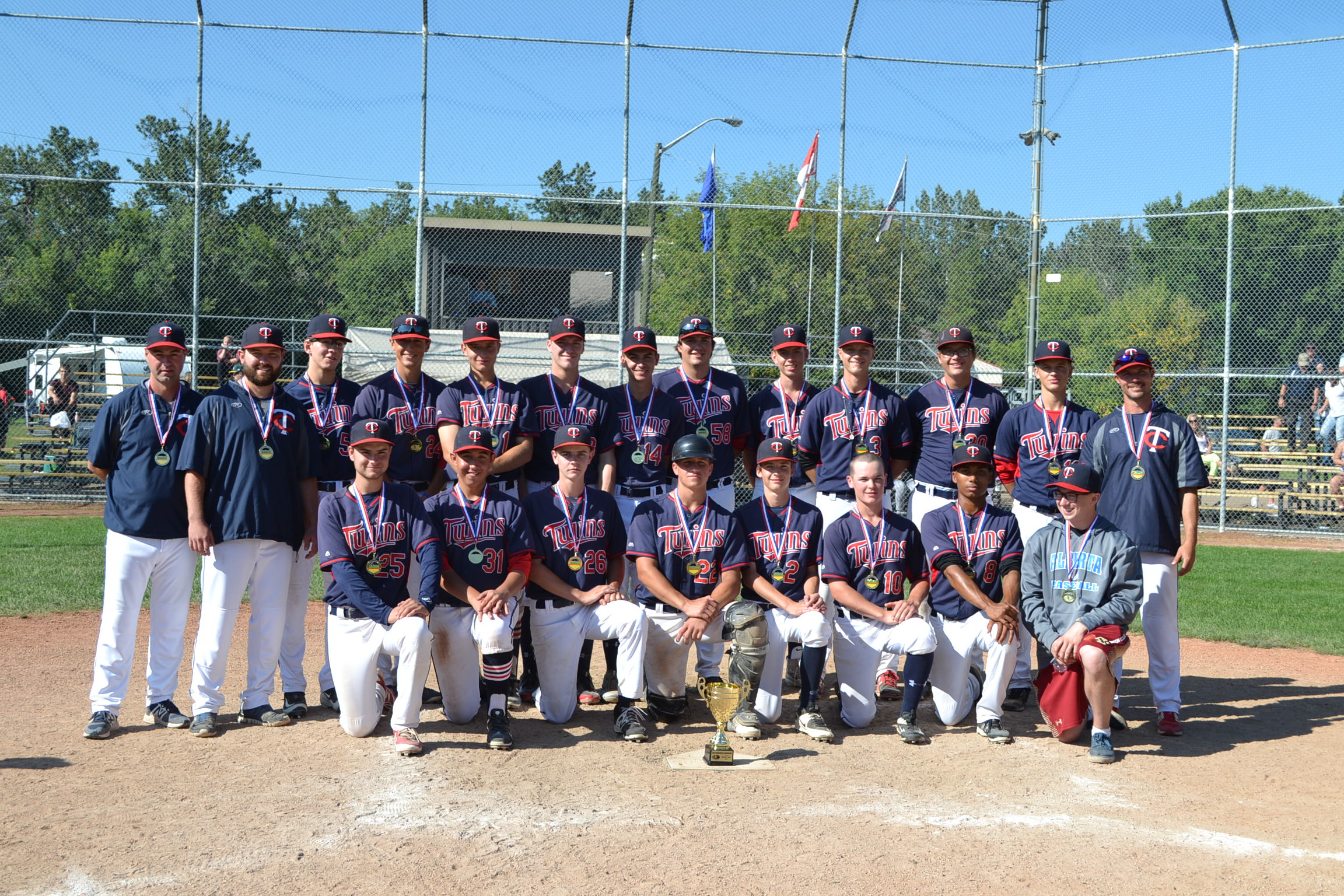 Advise Alberta midget provincials your idea