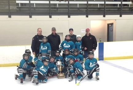 Novice Sharks with A Division