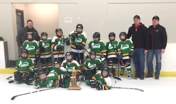 Novice Stars - A Division Runner up