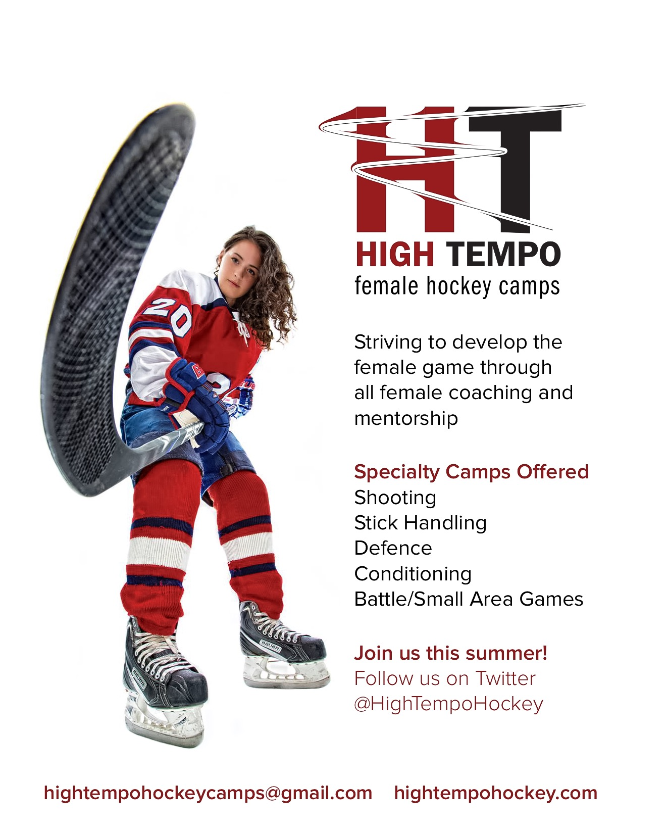 High Tempo Hockey
