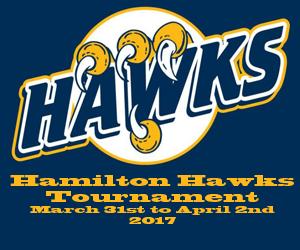 Hamilton Hawks Tournament
