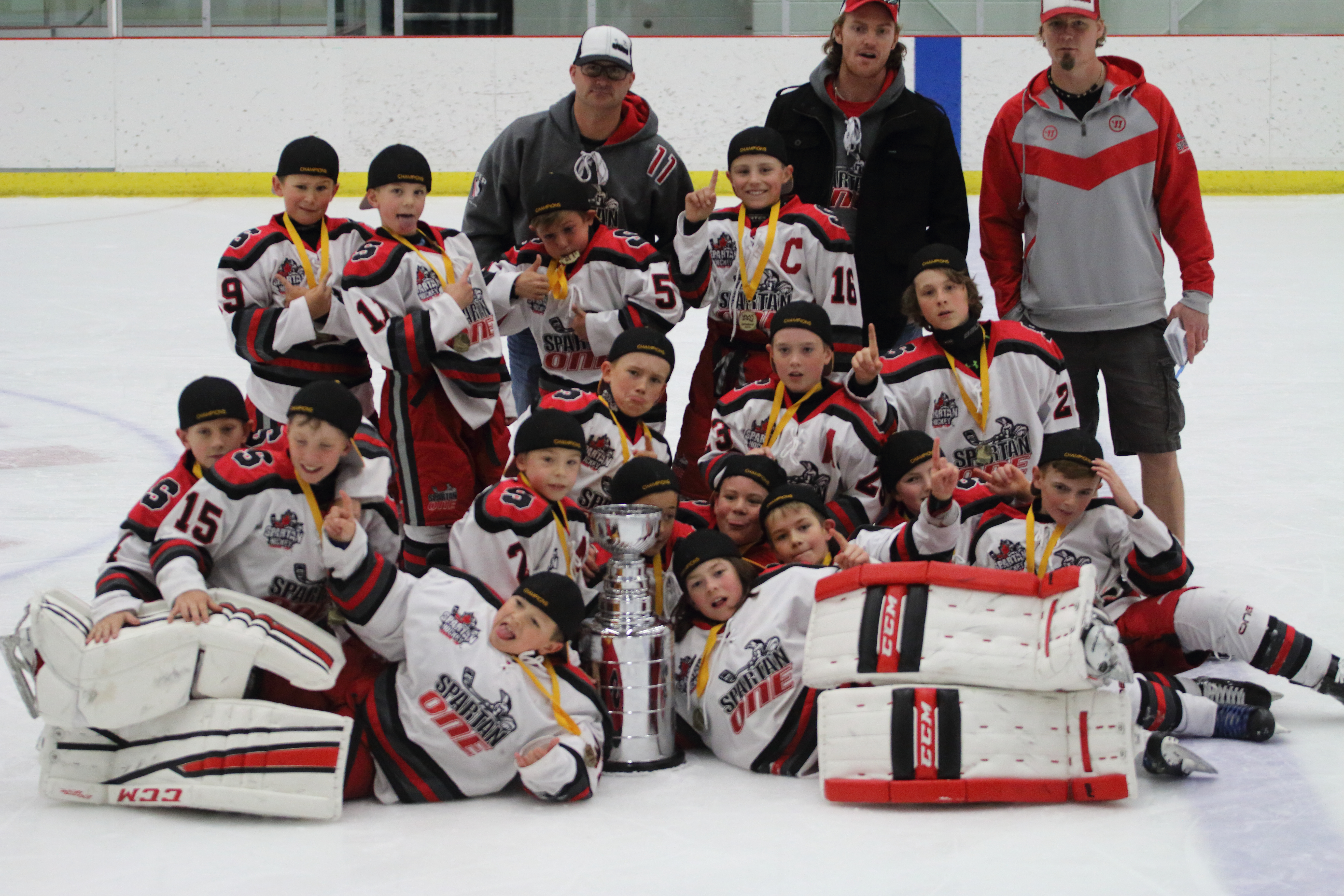 2006 Gold Division Champions 2016 - Spartans
