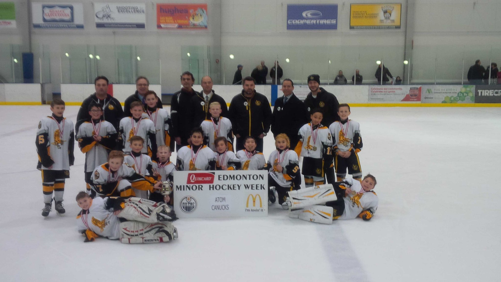 Hawks Athletic Club Edmonton Minor Hockey Website By Ramp