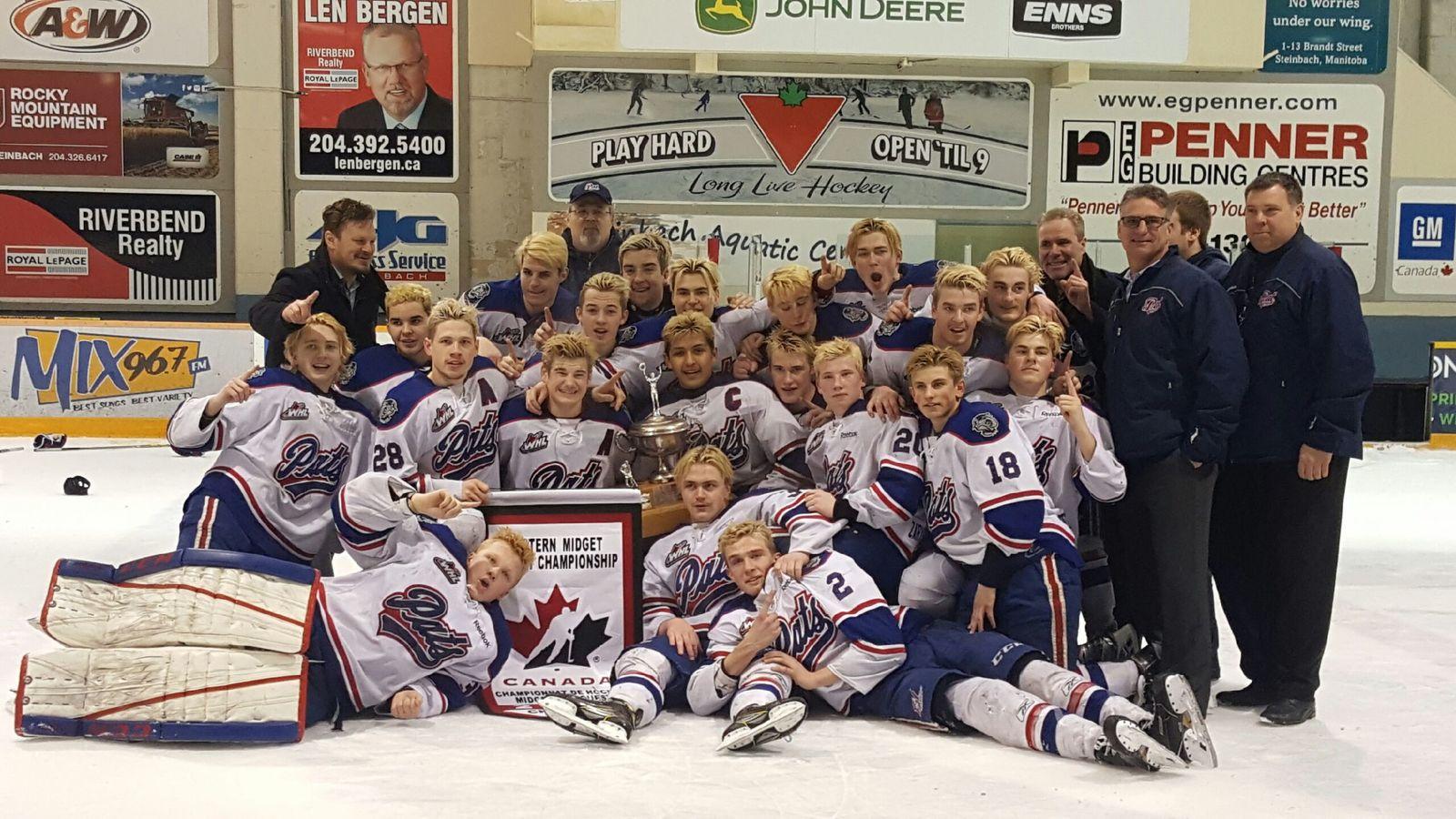 Hockey Regina Website By Ramp Interactive