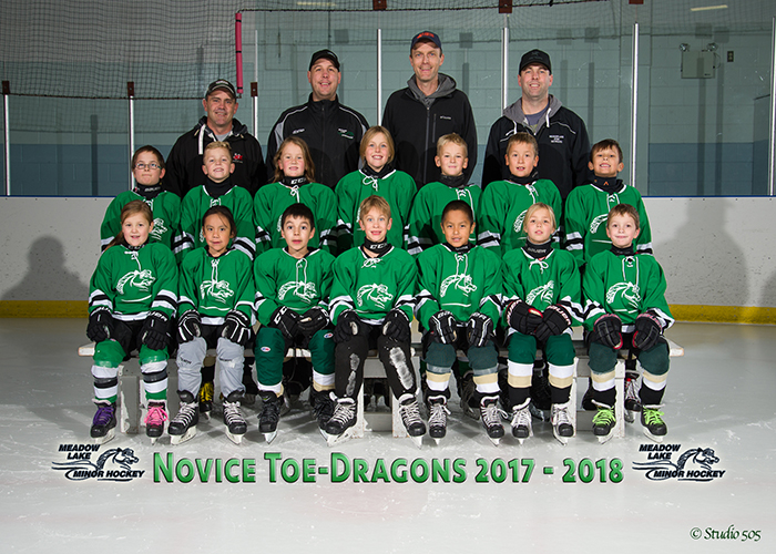 Novice Toe Dragons
