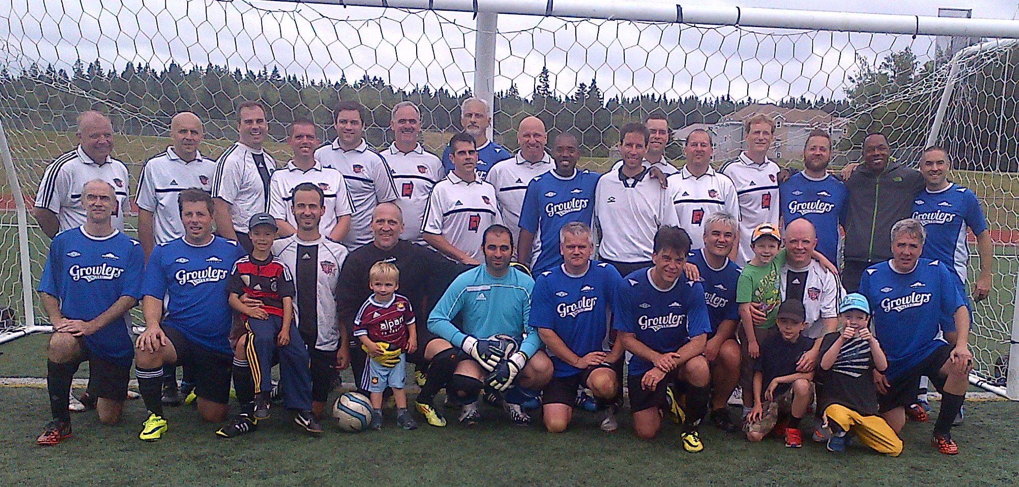 Old Boys' Members