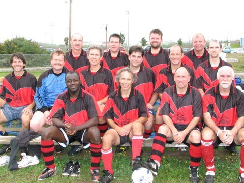 Old Boys' Twenty/20 Provincial Team 2005