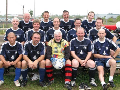 Old Boys' Rogue Provincial Team 2005