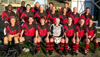 Old Boys' Senior Team 2005