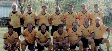 Fredericton City Old Boys' Soccer Club 1992