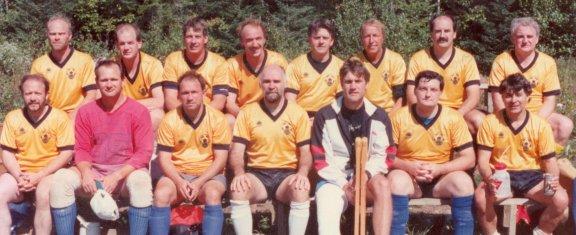 Fredericton City Old Boys' Soccer Club 1995