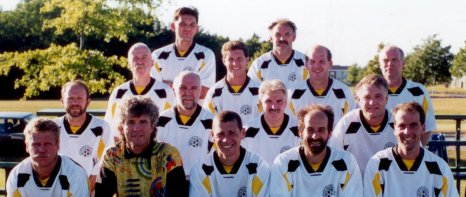Fredericton City Old Boys' Soccer Club 1998