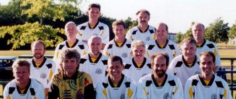 Fredericton City Old Boys' Soccer Club 1998