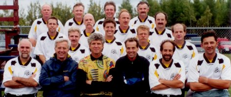 Fredericton City Old Boys' Soccer Club 1999