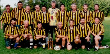 Old Boys' (White Team) 2003 (Provincial Champs)