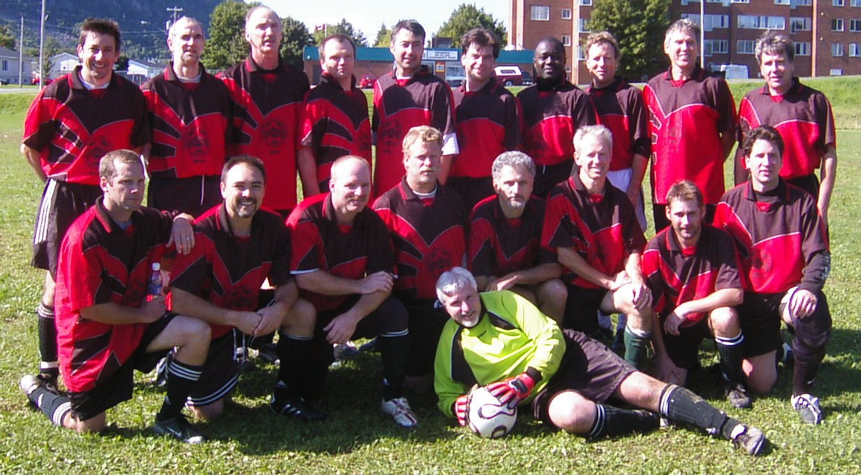 Old Boys' Soccer Club 2006 Prov Team
