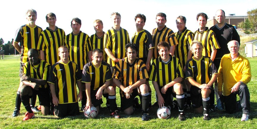 Old Boys' Soccer Club 2008 Prov Team