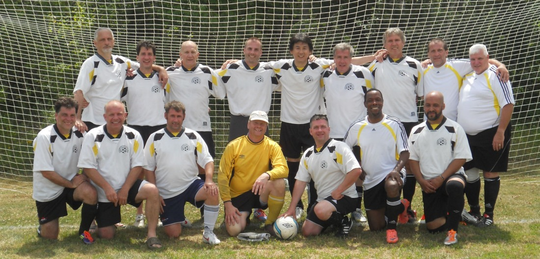 Old Boys' Soccer Club 2014 Bridgwater Team