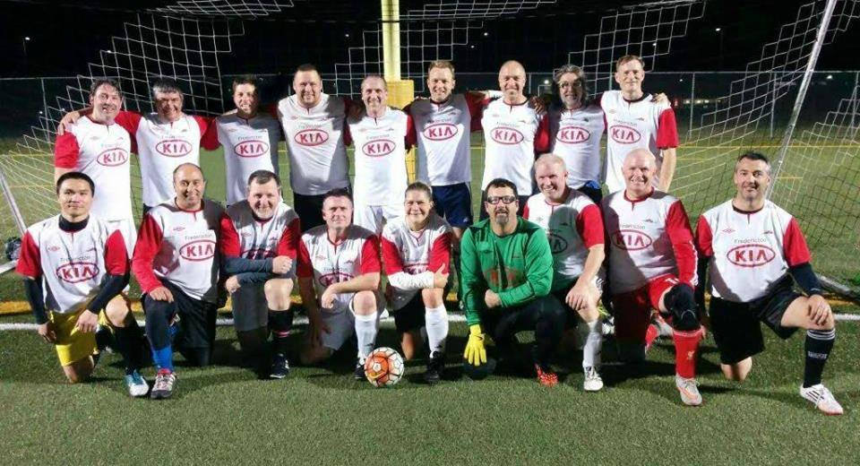 KIA Gunners