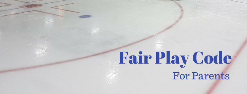Hockey Canada's Fair Play Code for Parents