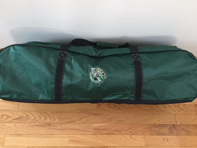 Green Senior bag  $105