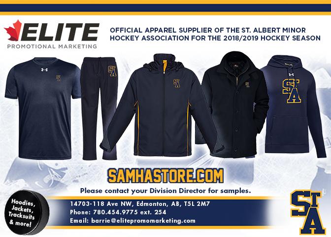 St Albert Minor Hockey Association Website By Ramp Interactive