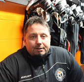 Jeff Sperling - Yorkton Minor Hockey Liaision