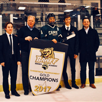 BHA Challenge Cup Gold Championship banner
