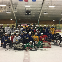 Thank you to the St.Albert Midget AAA Raiders for hosting a combined practice with the Peewee AA Stars