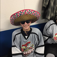 Player of the Game vs Chilliwack  Jan 20/18 - #8 Chase Heller