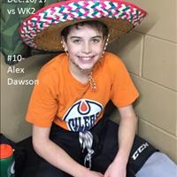 Player of the Game vs WK #2 - #10 Alex Dawson