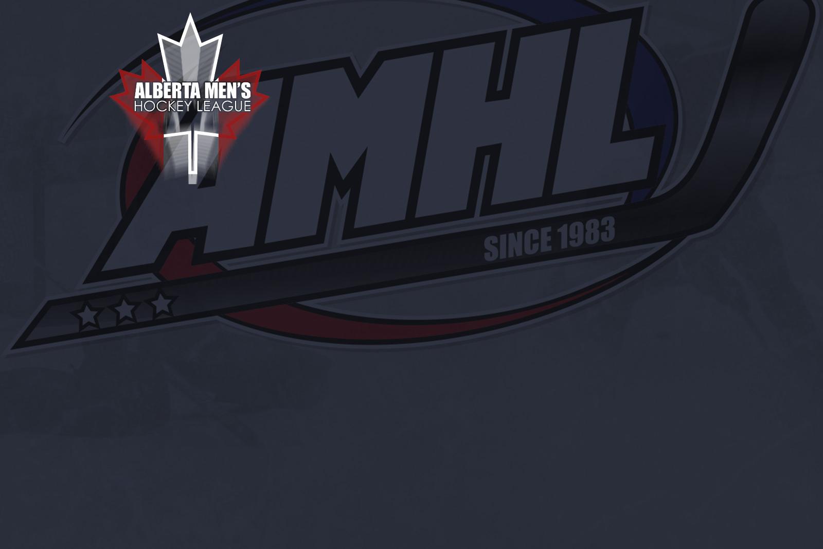 Alberta Mens Hockey League - established 1983 : Website by ...