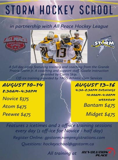 APHL Hockey School