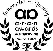 Aran Trophies, Awards and Engraving