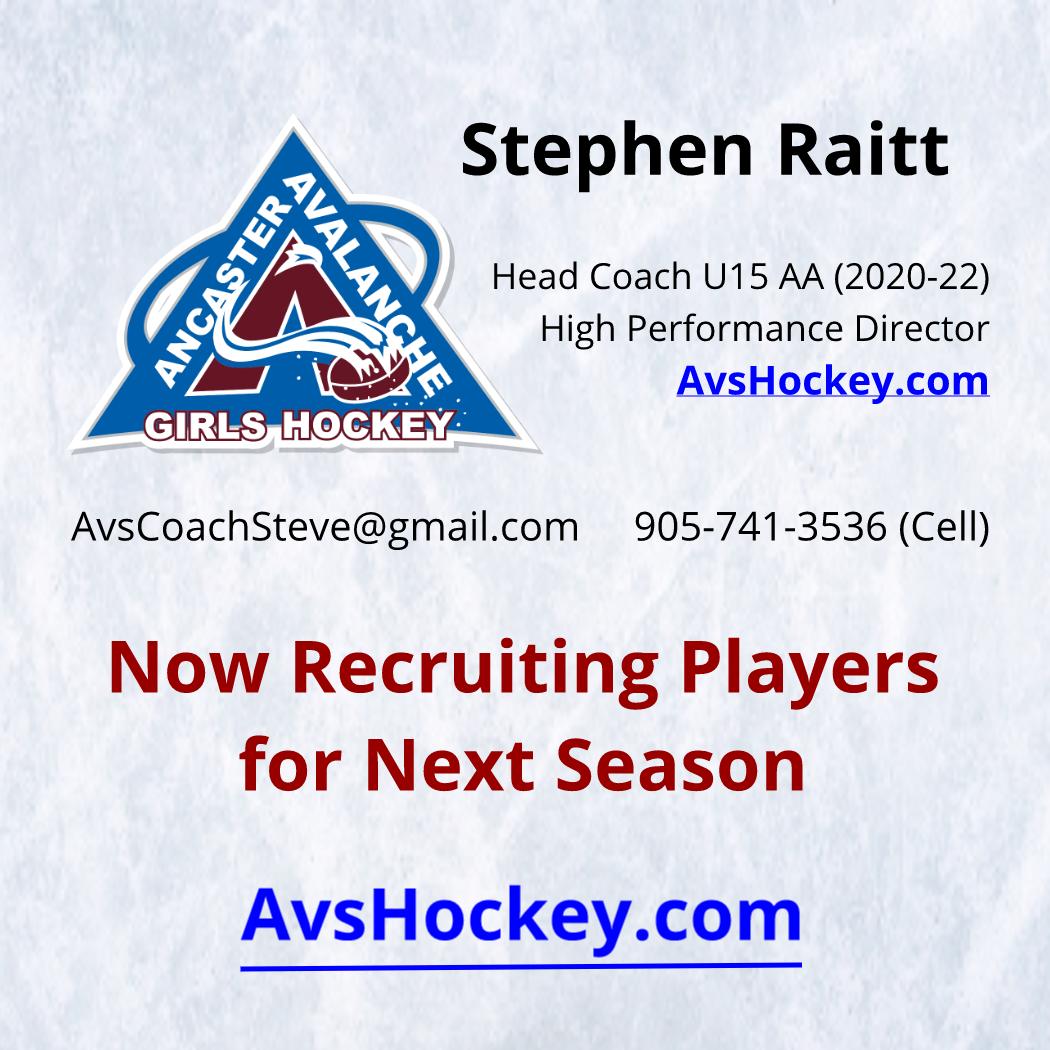 AvsHockey Recruiting