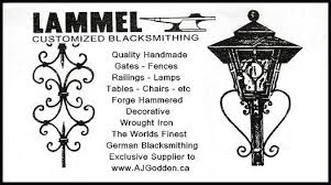 Lammel Blacksmithing