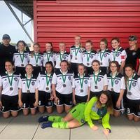 Ardrossan FC U15 Girls