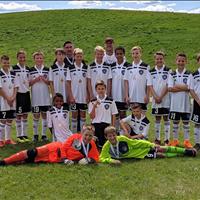 Ardrossan FC U13 Boys Airdrie Tournament