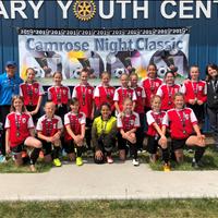Ardrossan U13 Girls Camrose night Classic Tournament