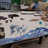 Community Mosaic Mural