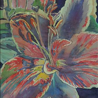 Works on Paper - Florals click on picture