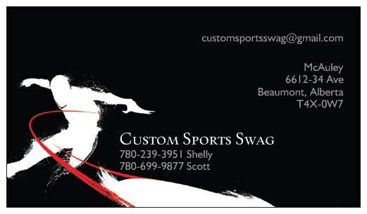 Custom Sport Swag