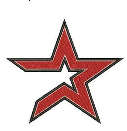 Astros Symbol >> Astros Burlington Organized Minor Baseball Association