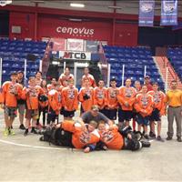 Brooks Lacrosse Association 2017