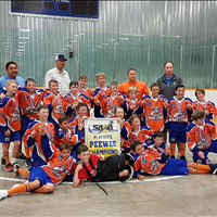 Peewee SALA Playoff Gold Medalists 2018