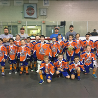 Novice SALA Playoff Silver Medalists 2018