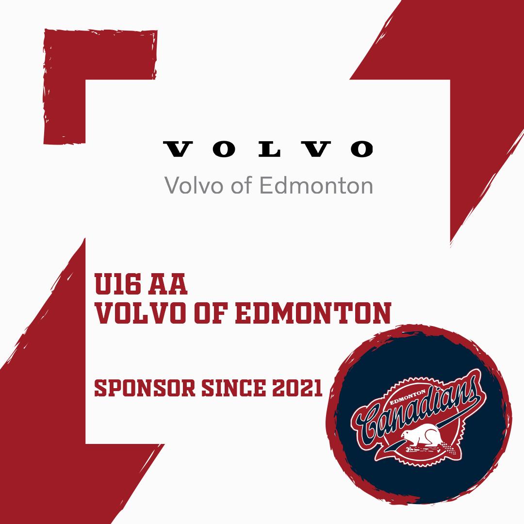U16 AA Volvo of Edmonton