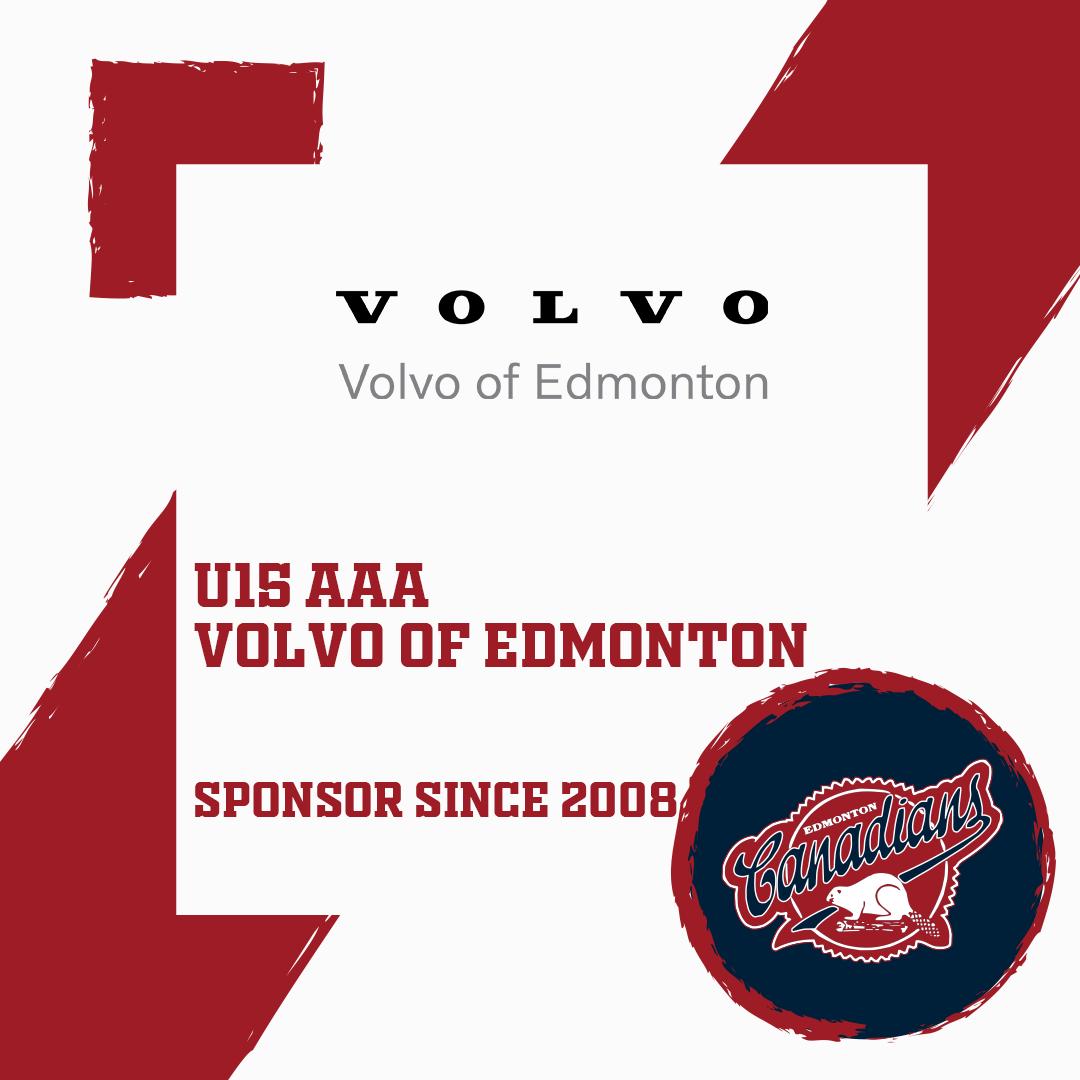 U15 AAA Volvo of Edmonton